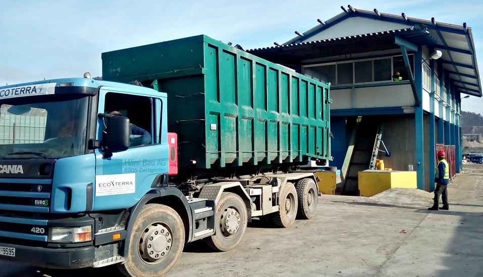 Συλλογή Μεταφορά - Φορτηγό