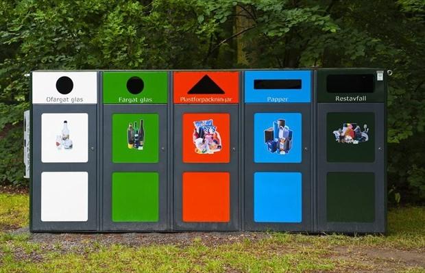 Ειδήσεις - Ανακύκλωση Σουηδία